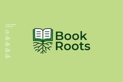 Book Root Logo