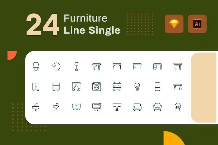Thumbnail for Line Senja - Furniture