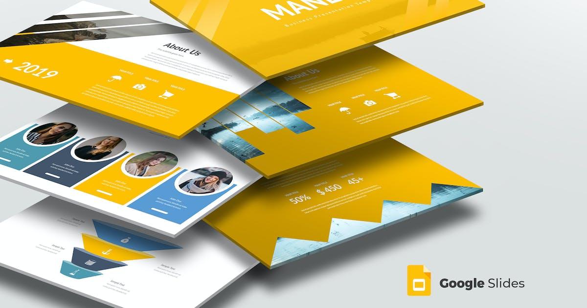 Manezo - Google Slide Template by aqrstudio