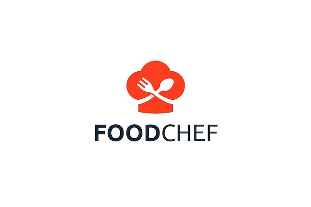 Food Chef Logo