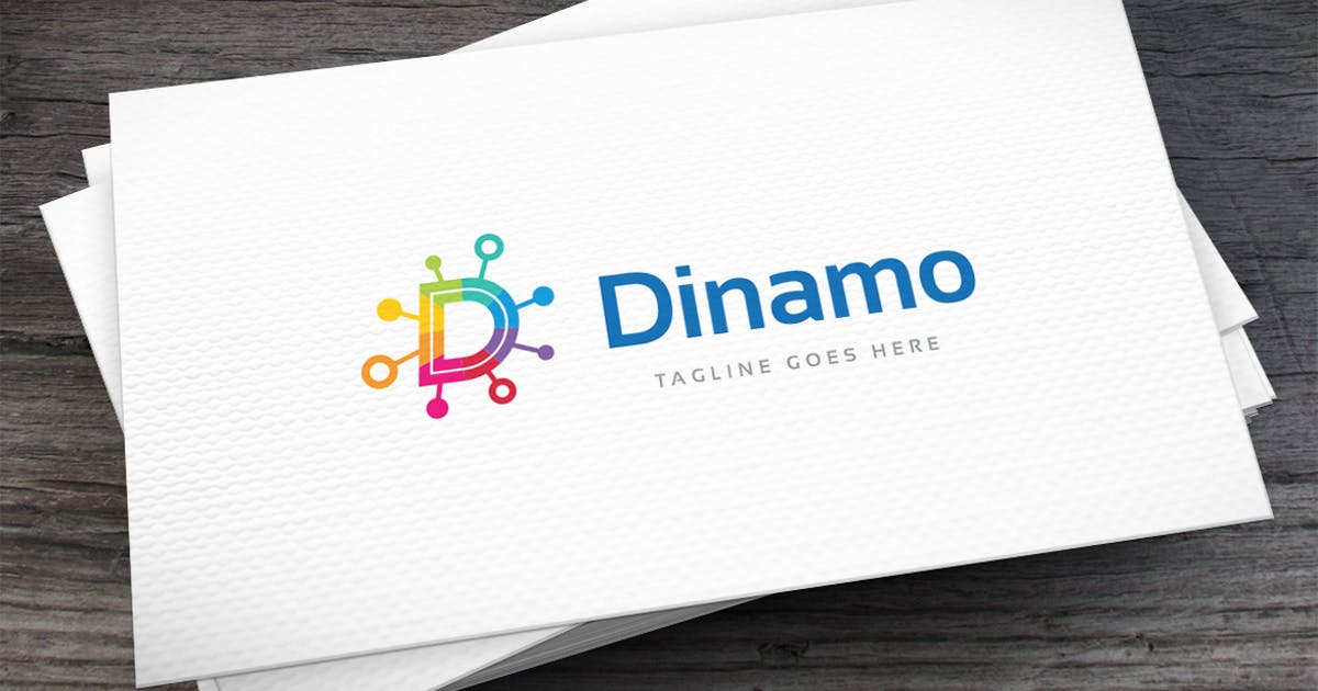 Download Dinamicus Logo Template by empativo