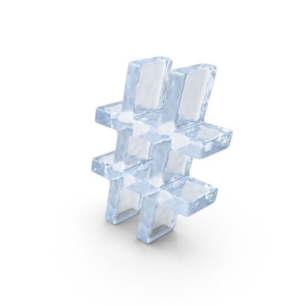 Тег хеша льда