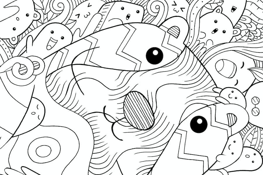 Biber Doodle