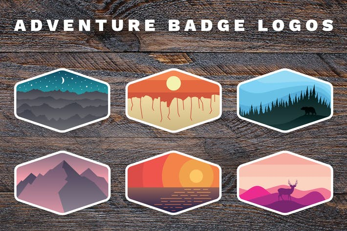 Thumbnail for Outdoor Adventure Badge Logos