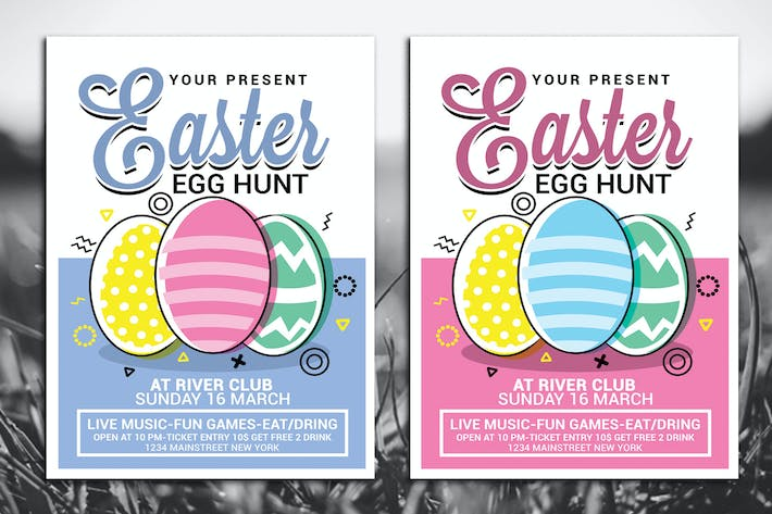 Cover Image For Easter Egg Hunt
