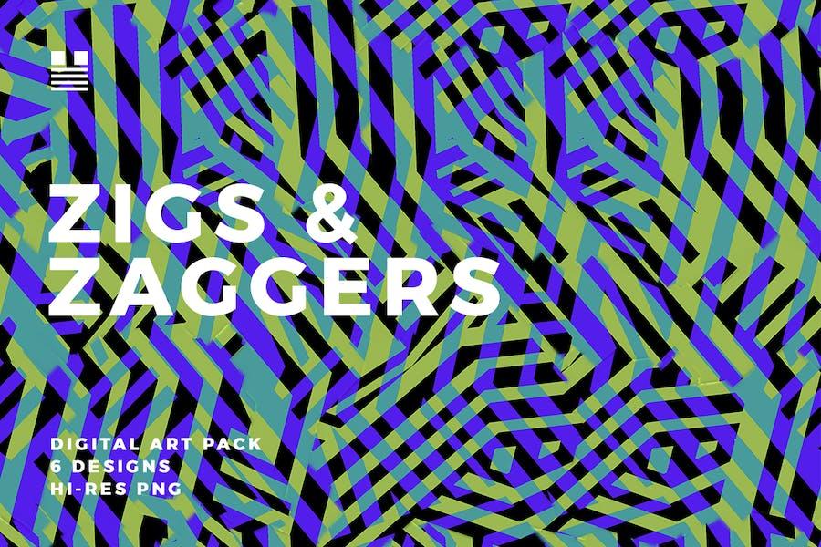 Zigs & Zaggers