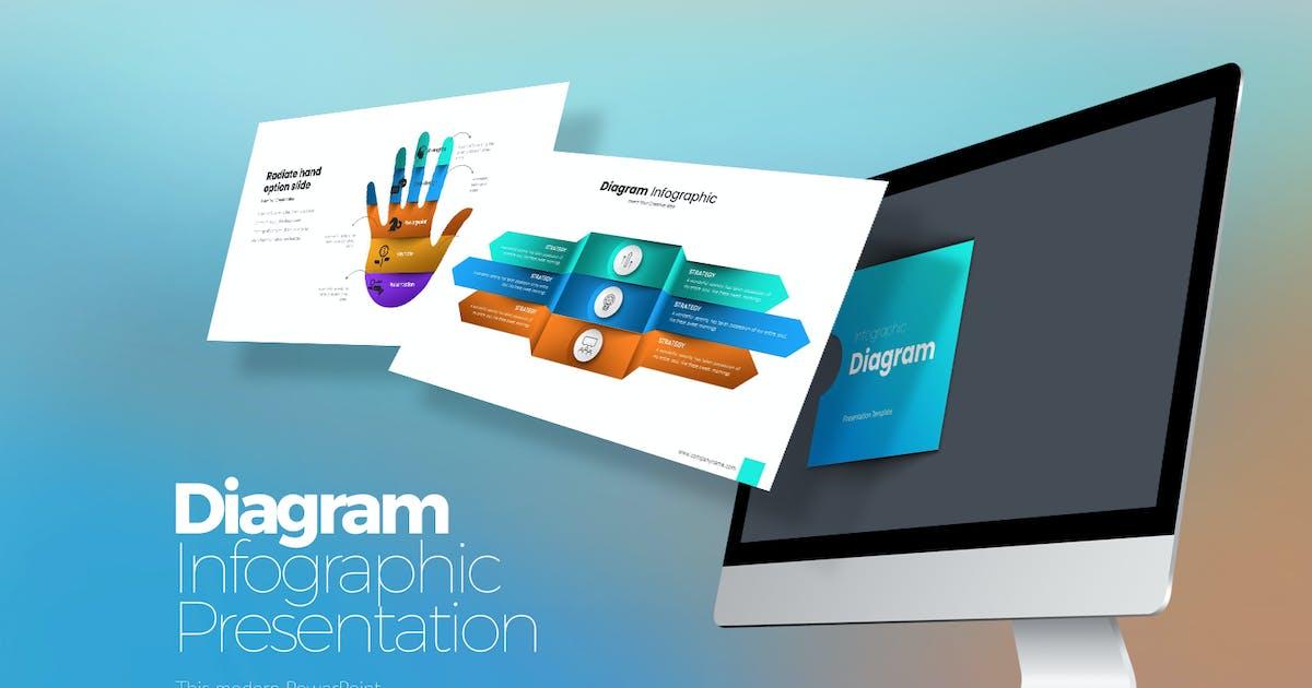 Download Diagram Infographic Keynote by StockShape