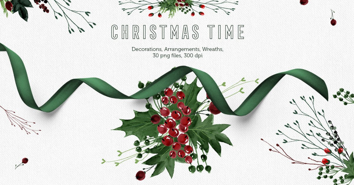 Download Christmas Time Collection by Webvilla