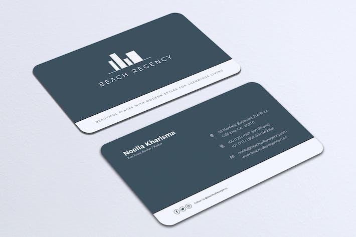 Thumbnail for Minimalist Business Card Vol. 12