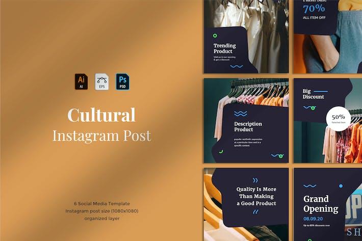 Thumbnail for Cultural - Social Media Post 11