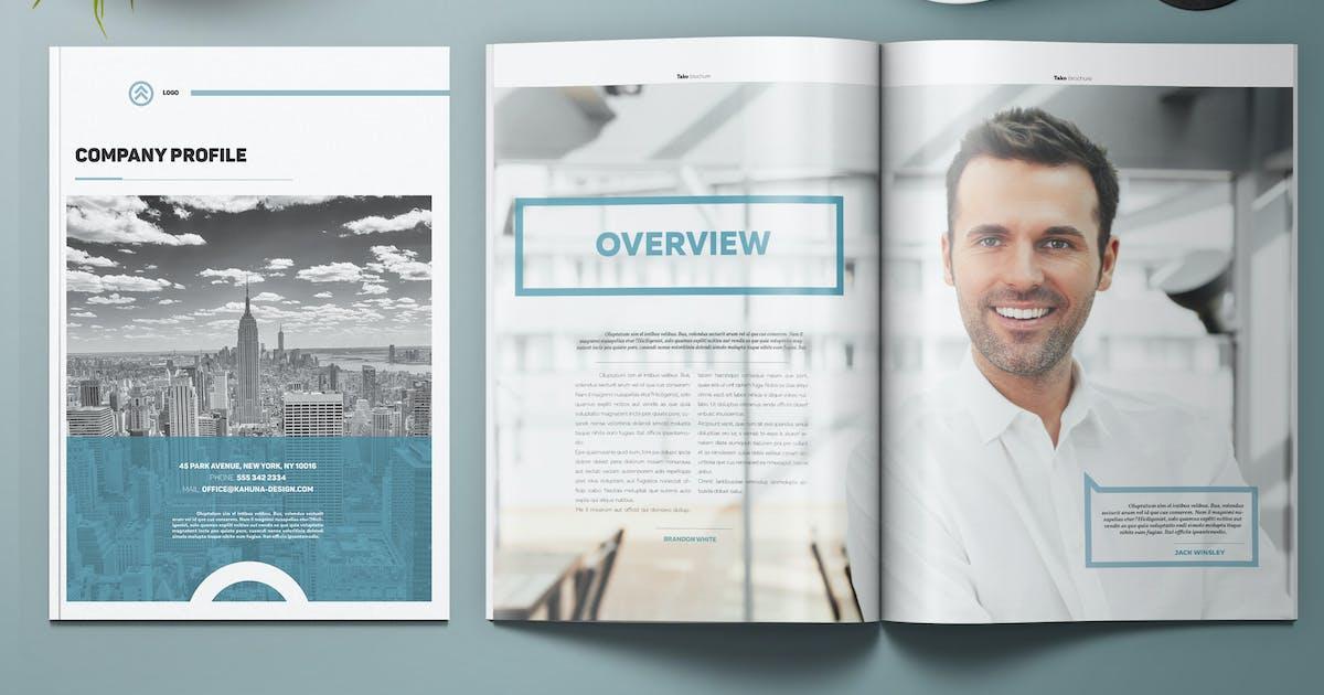 Tako Company Profile by Kahuna_Design