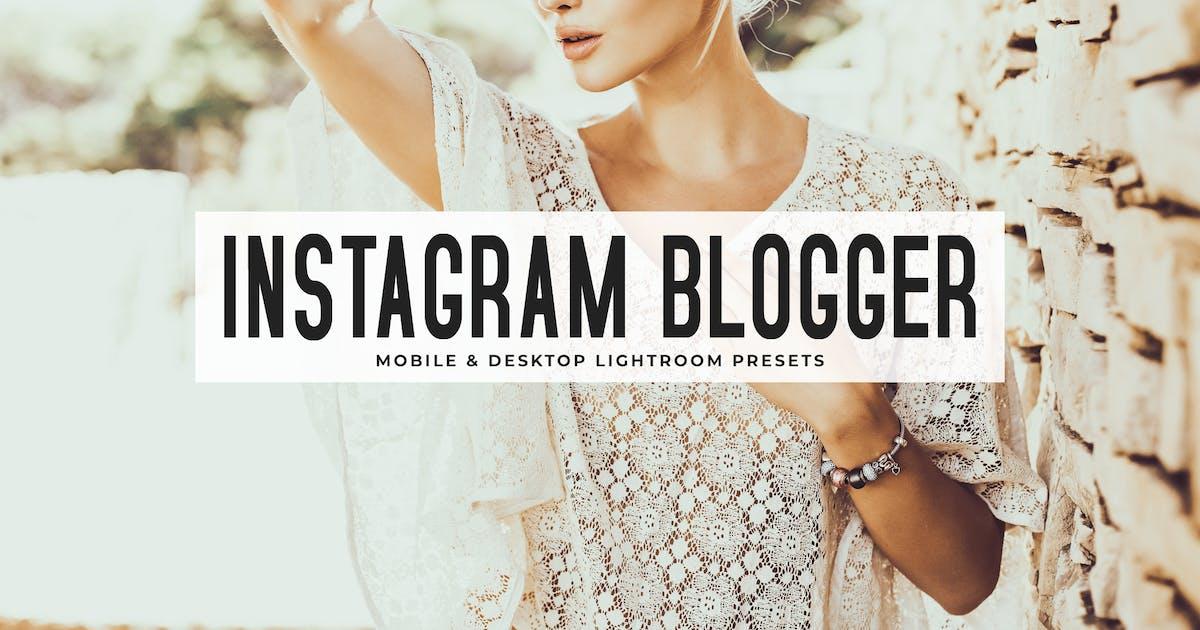 Download Instagram Blogger Lightroom Presets Pack by creativetacos