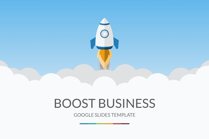 Thumbnail for Boost Business Google SlidesTemplate