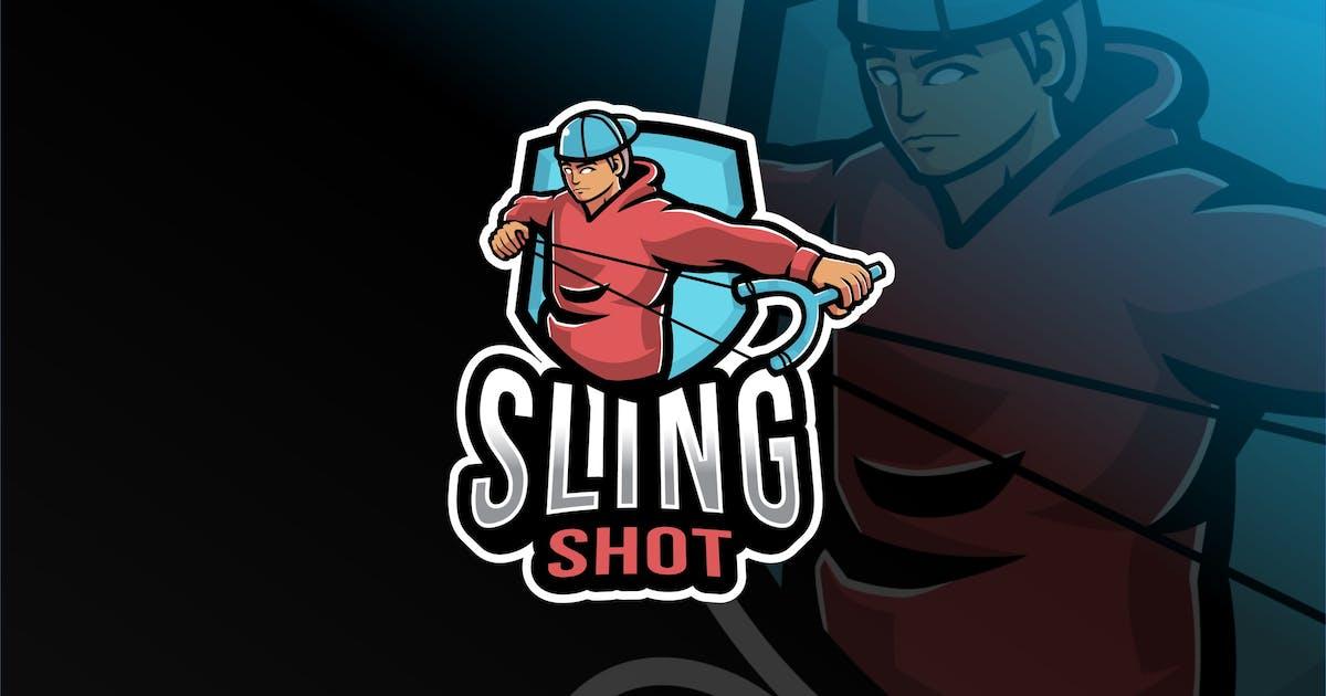 Download Slingshot Esport Logo Template by IanMikraz