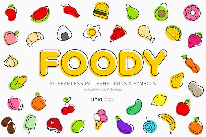 Patrones de Foody