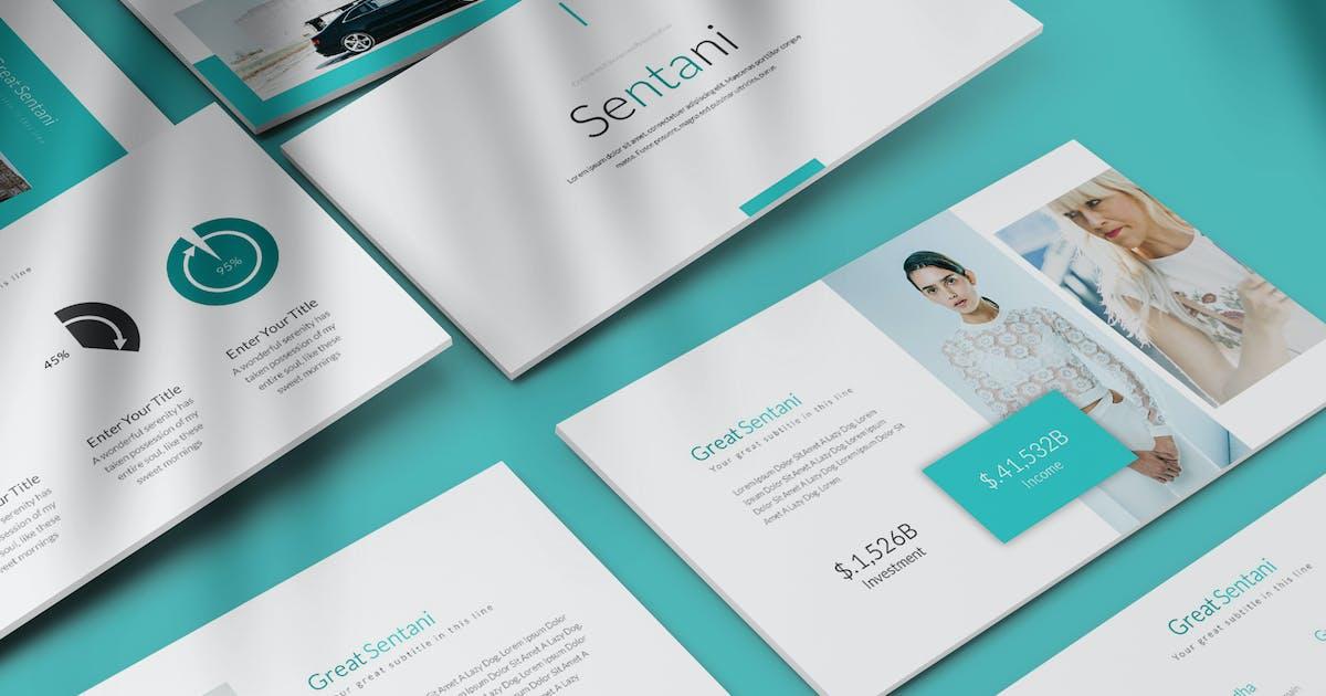 Sentani - Keynote Template by aqrstudio