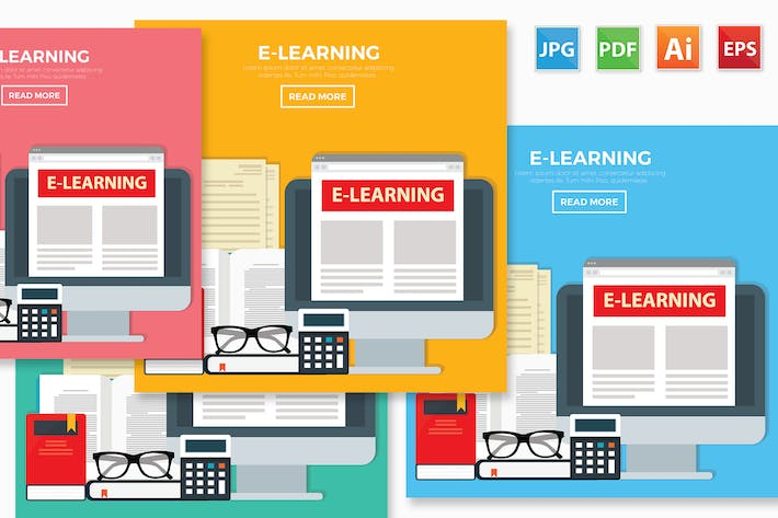 Thumbnail for E-Learning design