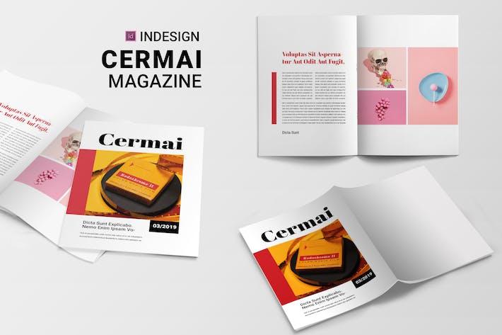 Thumbnail for Cermai | Magazine
