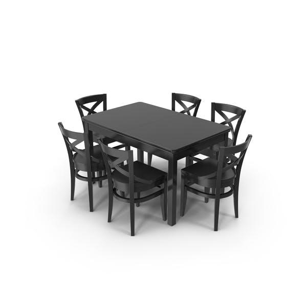 Vienn Chair and Table Set