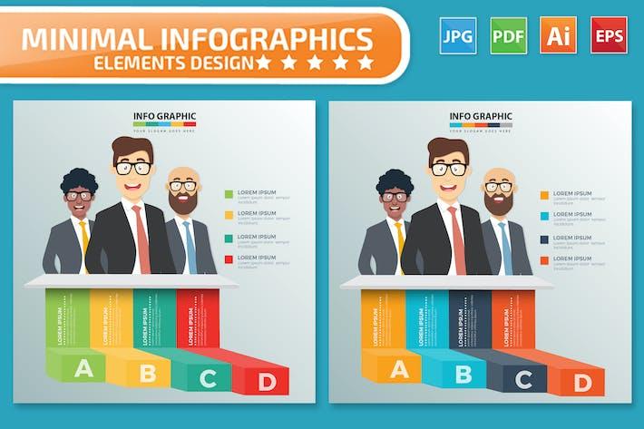 Thumbnail for Teamwork Infographics design