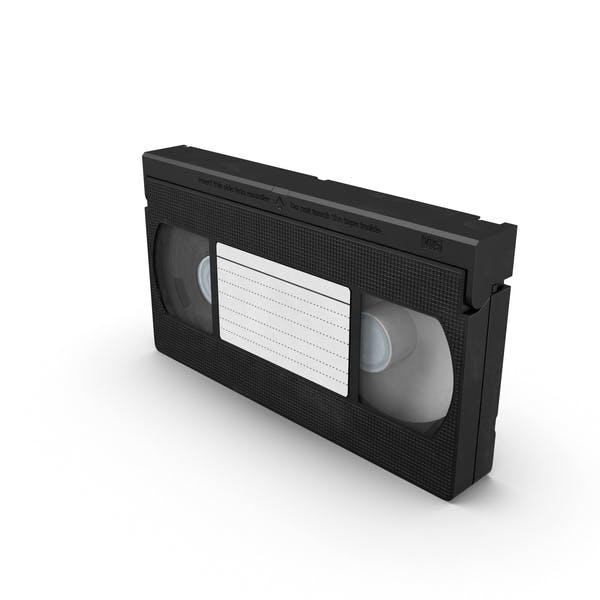 Thumbnail for VHS Cassette