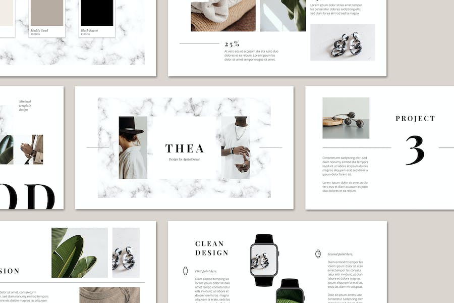 THEA Keynote Template