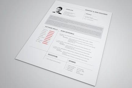 Resume Set