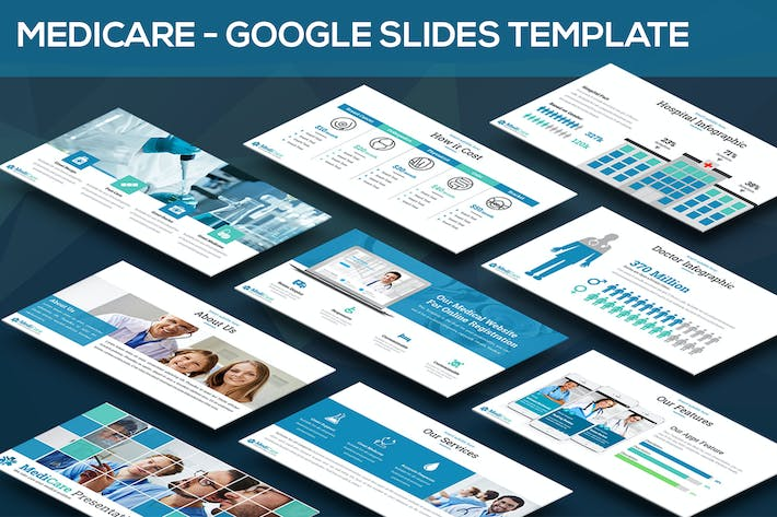 Download 80 Powerpoint Medical Presentation Templates