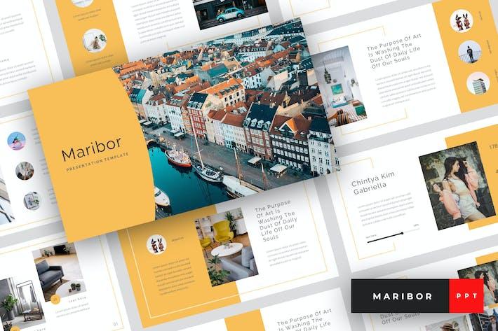 Thumbnail for Maribor - Creative PowerPoint Template