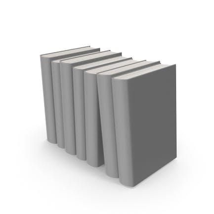 Graue Bücher