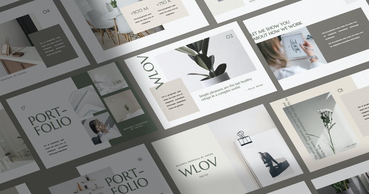 Download Wlop Business Proposal A4 by templatehere
