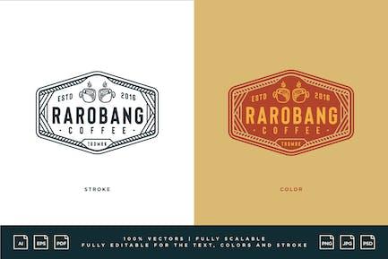 Logo Café - Café Rarobang
