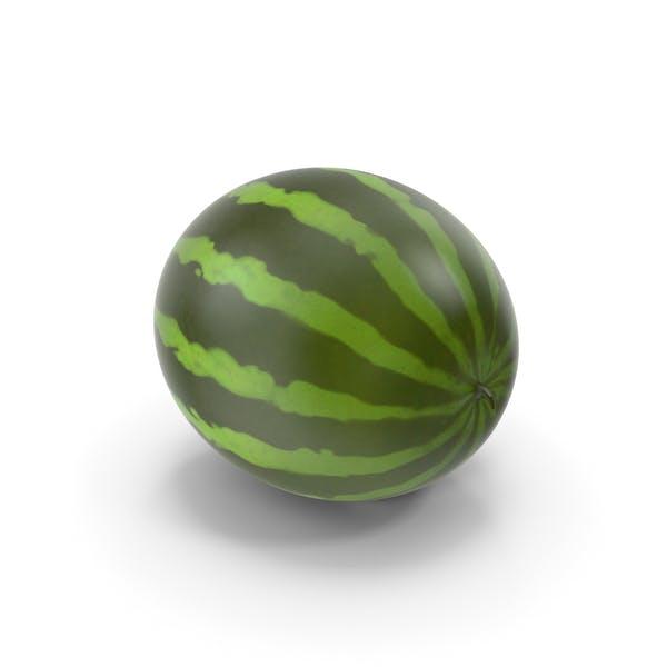 Cartoon Wassermelone