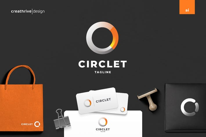 Thumbnail for Circlet Logo