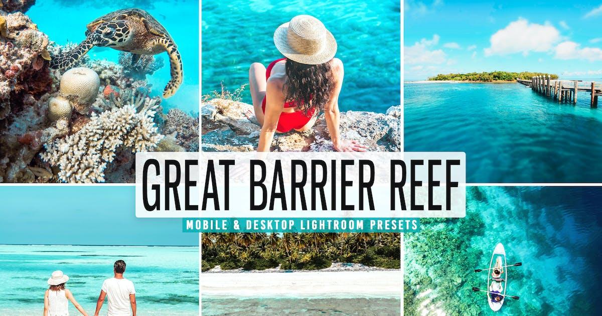 Download Great Barrier Reef Pro Lightroom Presets by creativetacos