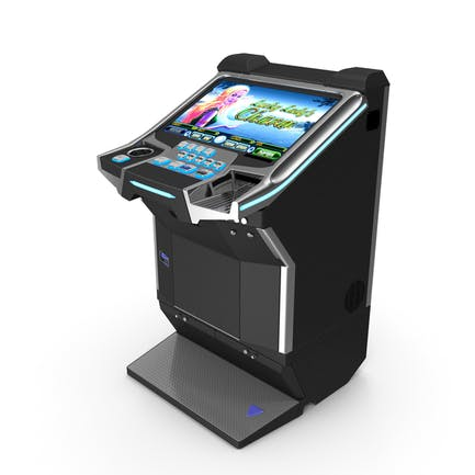 Панель кнопок игрового автомата казино