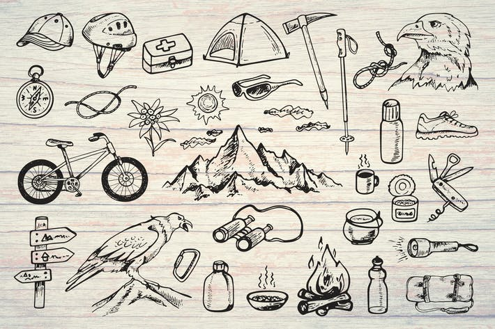 Thumbnail for Mountain Tourism and Camping
