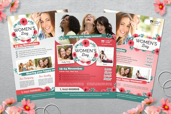 Thumbnail for Women Flyer