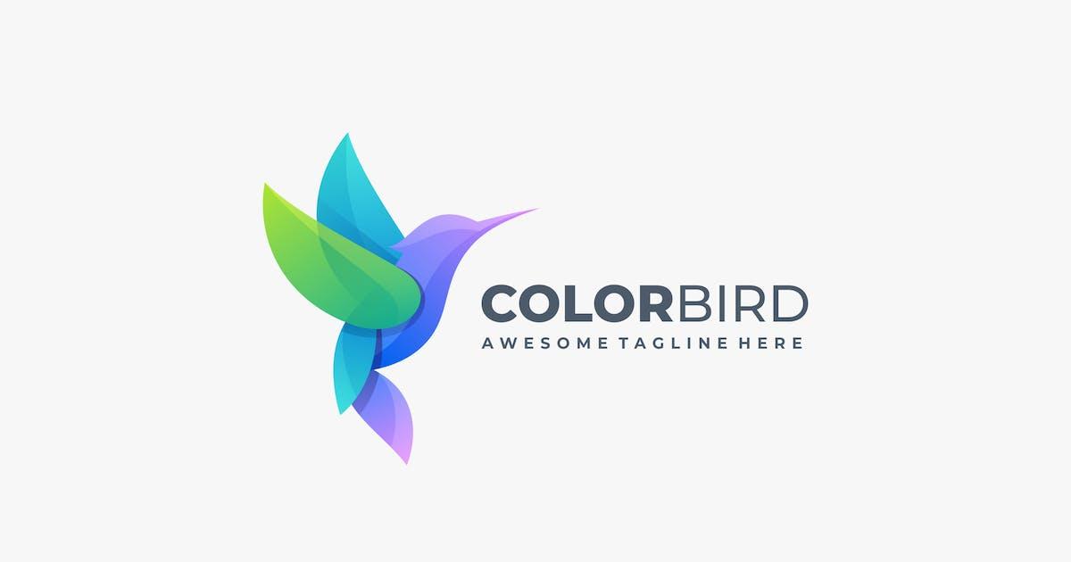 Download Bird Colorful Gradient Logo Template by ivan_artnivora
