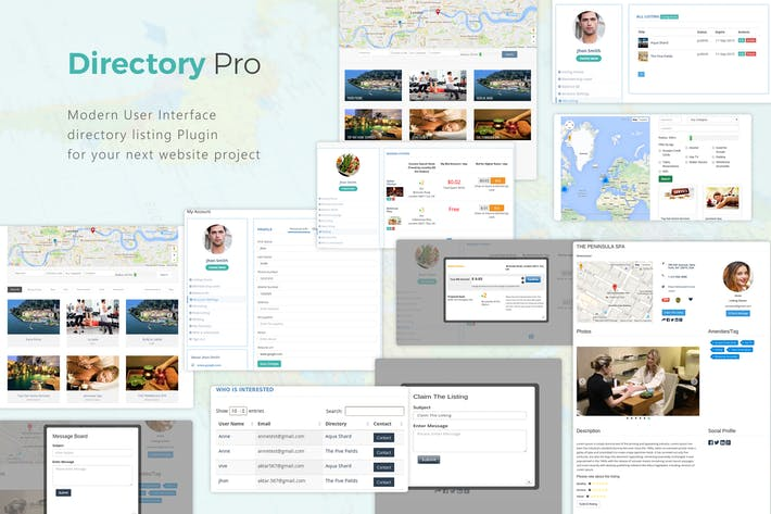 Cover Image For Directory Pro