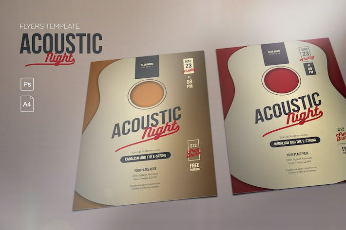 Thumbnail for Acoustic Night Flyer