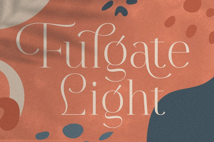 Thumbnail for Fulgate Light
