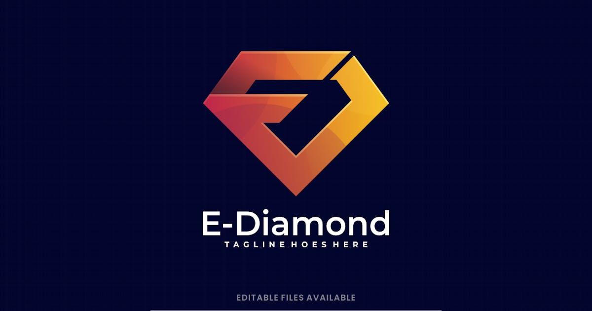 Download Diamond Gradient Colorful Logo by artnivora_std