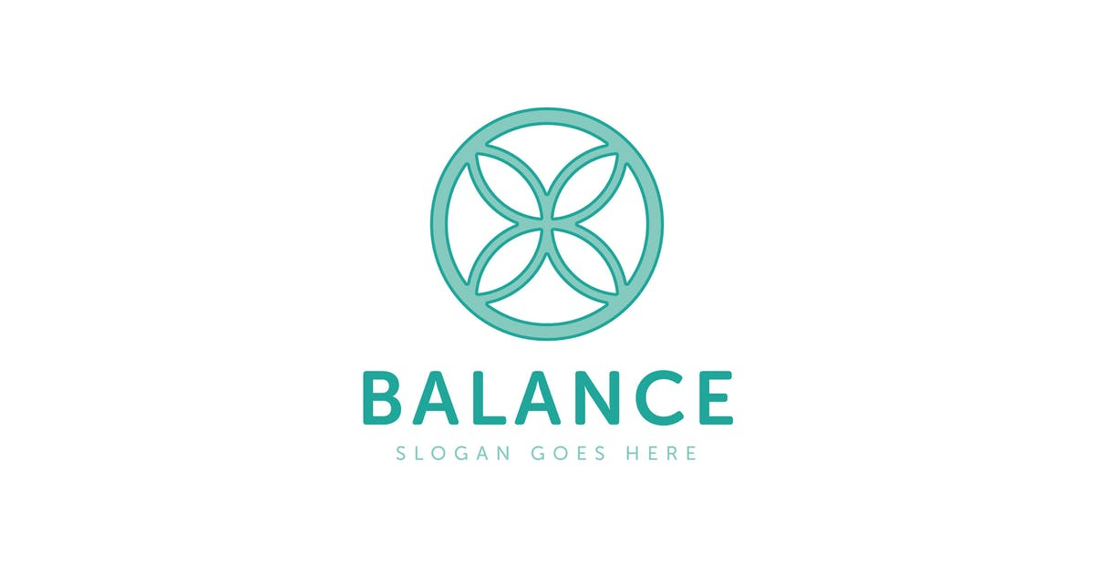Download Balance Logo Vector Template by Pixasquare