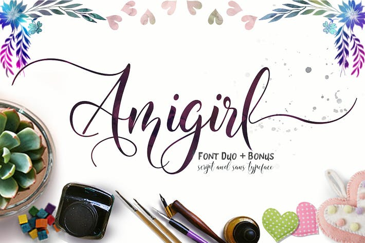 Thumbnail for Amigirl Script