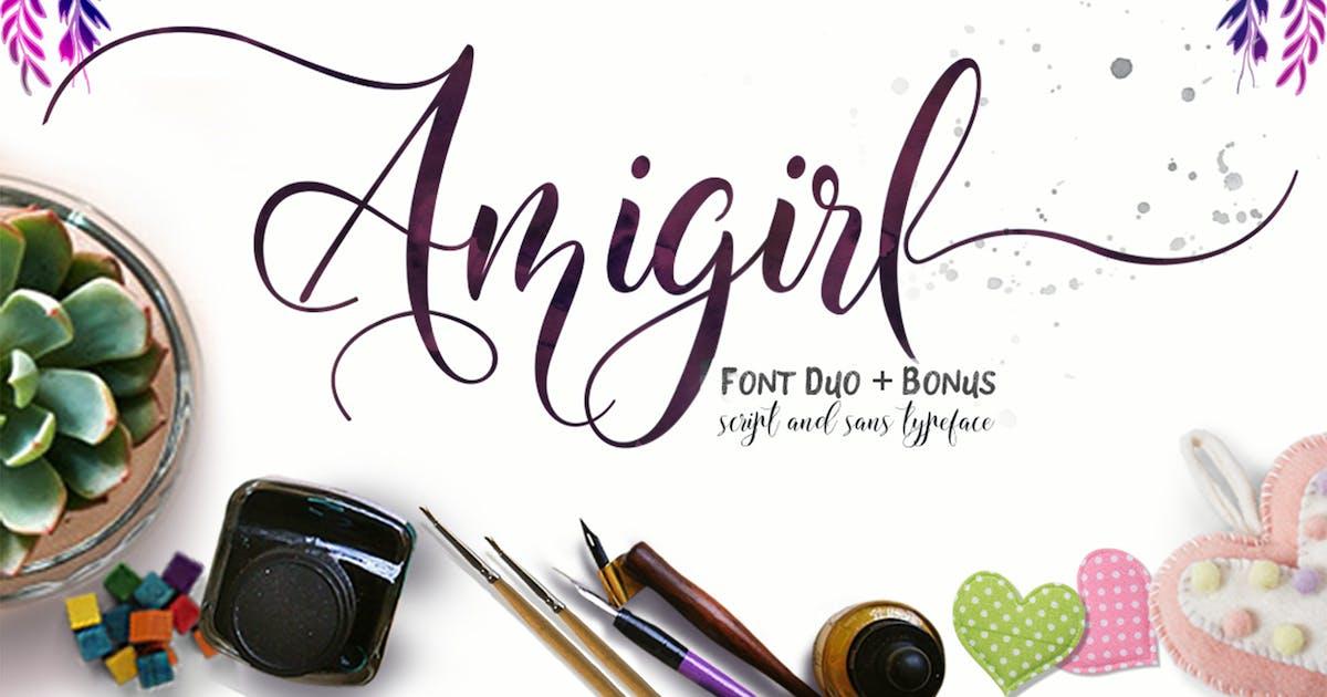 Download Amigirl Script by joelmaker