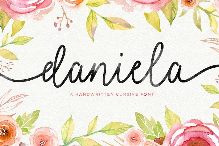 Thumbnail for Daniela Script