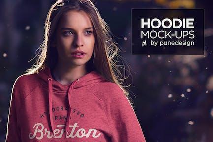 Hoodie Mock-Up Vol.1
