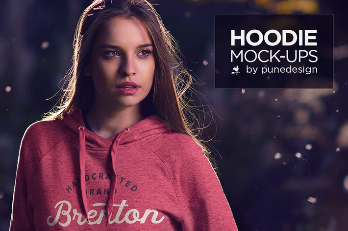Thumbnail for Hoodie Mock-Up Vol.1