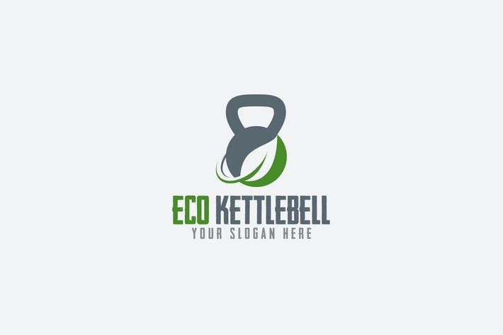 Thumbnail for eco kettlebell